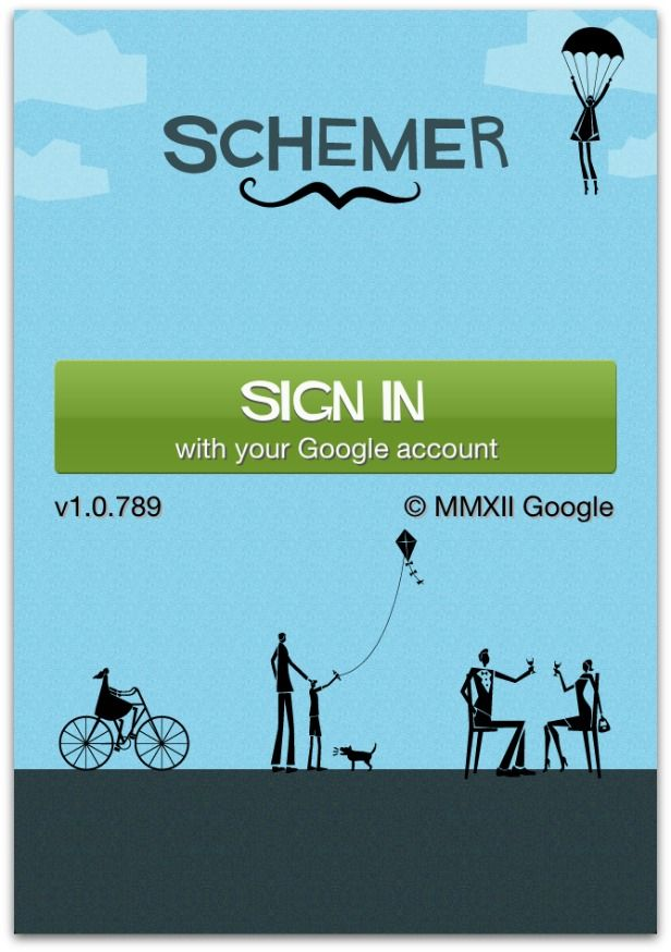 google schemer iphone