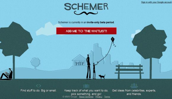 Arriva Schemer, servizio Google per la vita offiline