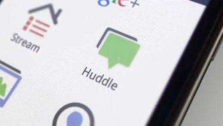 google social network stream