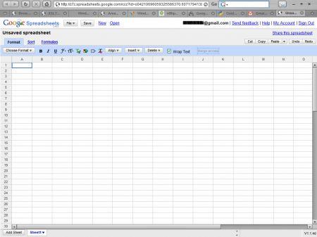 Google Spreadsheet: popolare tabelle con Google Lookup