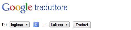 google translate traduttore gratis online lingue