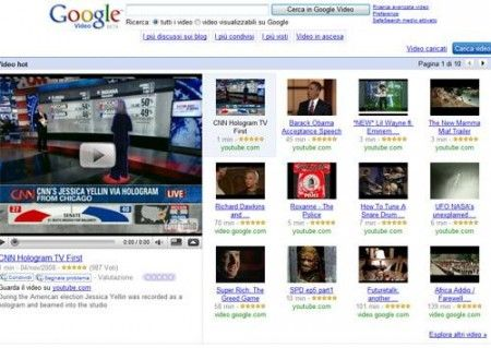 google video youtube