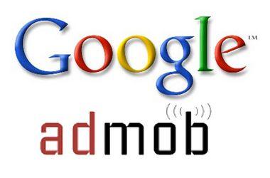 Google AdMob advertising