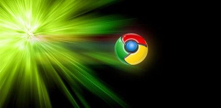 google chrome spazio