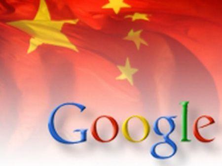 Google Cina Aprile