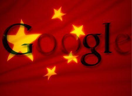 Google: in Cina arrivano immagini proibite