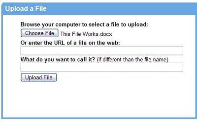 Google Docs compatibile con docx
