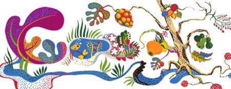 Google Doodle celebra l'architetto Josef Frank