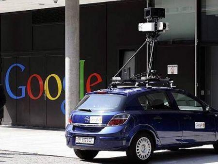 Google: chiesto l'accesso ai dati di Street View