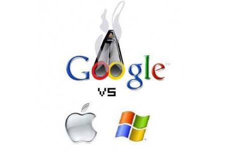 Microsoft ed Apple vs Google