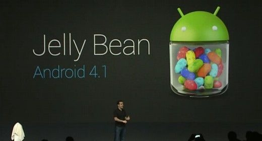 Android Jelly Bean 4.1 debutta alla Google I/O 2012