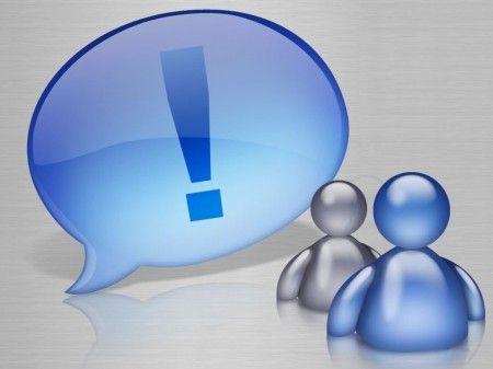 guida recuperare password messenger