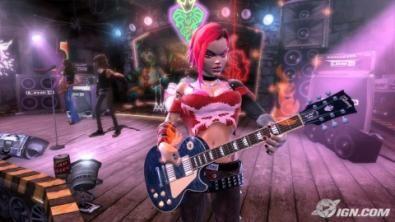 Guitar Hero III screenshot