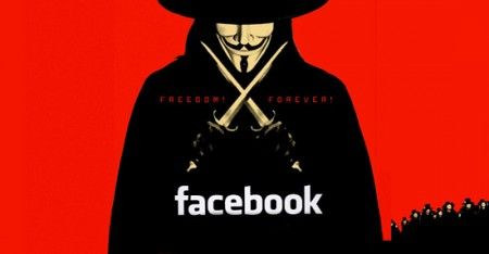 Gli hacker Anonymous distruggeranno Facebook il 5 novembre (o forse no)
