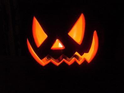 Halloween fonts stampabili clipart e spunti per for Immagini zucche halloween