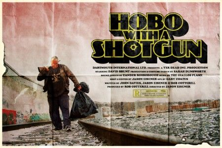 The Pirate Bay: per favore non scaricate Hobo With a Shotgun