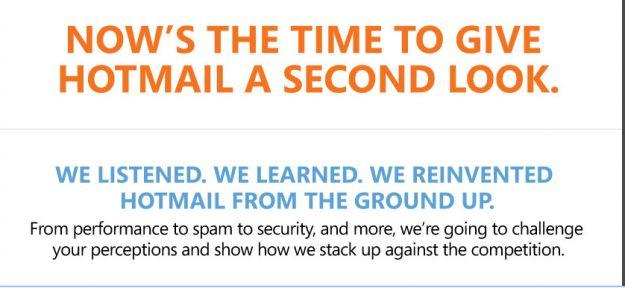 La posta elettronica di Microsoft si rifà il look: dal 3 Ottobre la nuova Hotmail