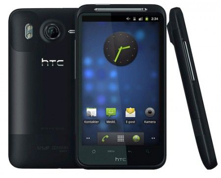 HTC Desire HD: disponibile l'aggiornamento ad Android 2.3 Gingerbread