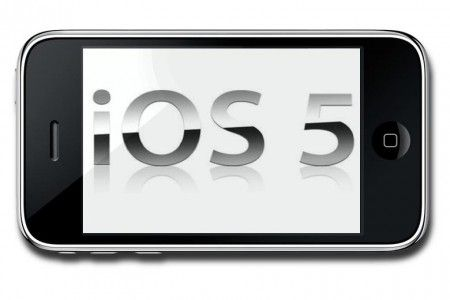 iPhone 3gs+ios5
