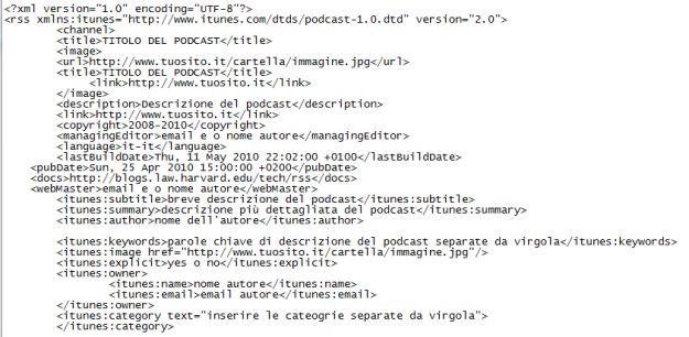 iTunes XML 1
