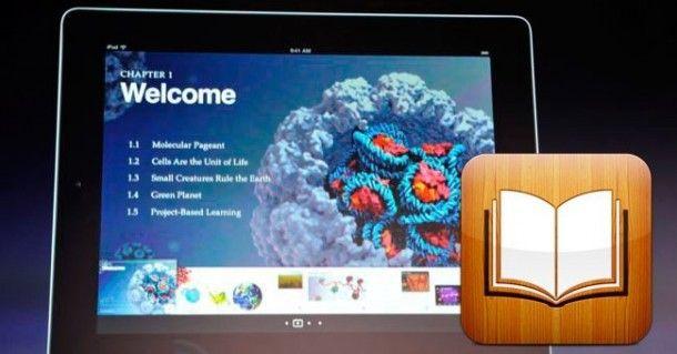 Nuova EULA per il servizio Apple iBooks Author
