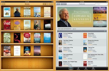 iBooks per iPad arriva nell'App Store italiano, insieme a iWork