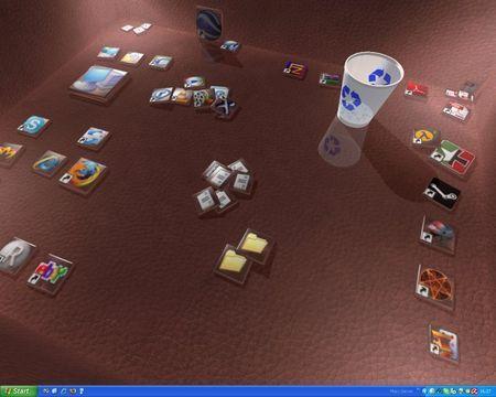 Icone del desktop: come organizzarle con Deskcretary
