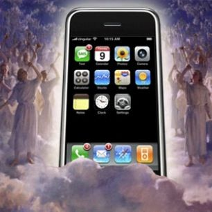 il telefono divino