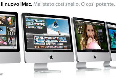 La home page di Apple Italia