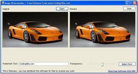 Come applicare un watermark alle foto con ImageWatermarker
