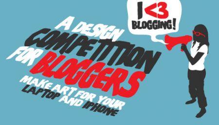 I <3 blogging