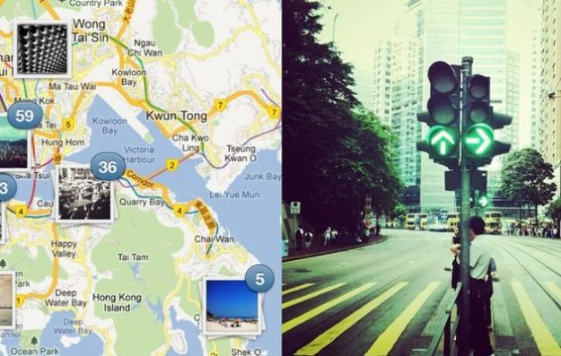 Instagram per iPhone e Android: nuovo aggiornamento con Photo Maps