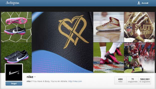 Foto su Instagram presto visibili anche dai nuovi profili web
