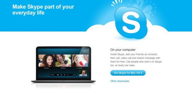 installare skype