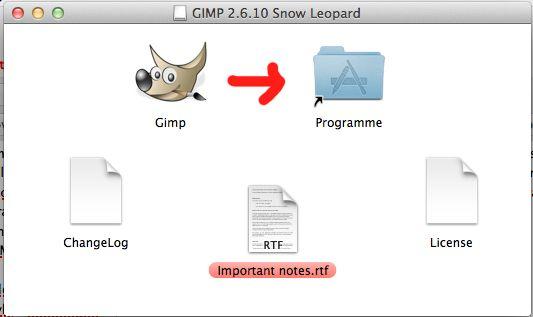 installare software mac