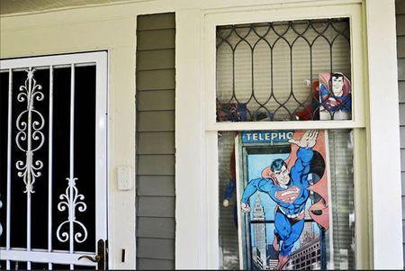 Superman: la sua casa salvata grazie ad un'asta on line