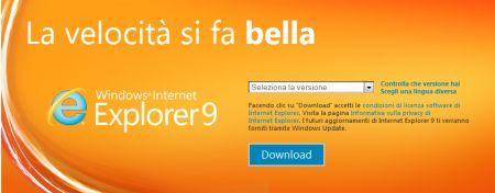 Internet Explorer 9: la Microsoft rilascia la versione ufficiale