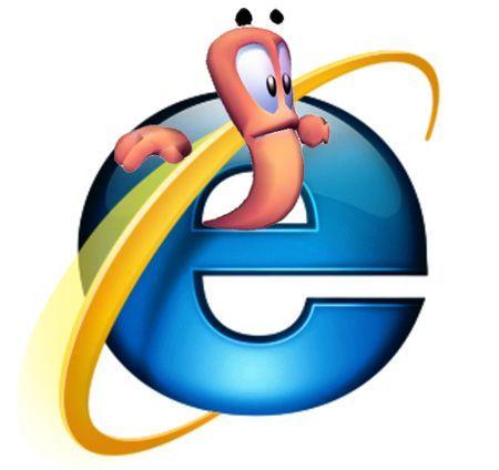 Internet Explorer 8: pericolo sicurezza informatica