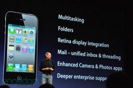 iPhone OS 4 cambia nome in iOS 4 e sarà disponibile dal 21 giugno