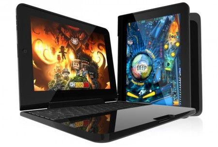 Apple iPad diventa netbook con ClamCase