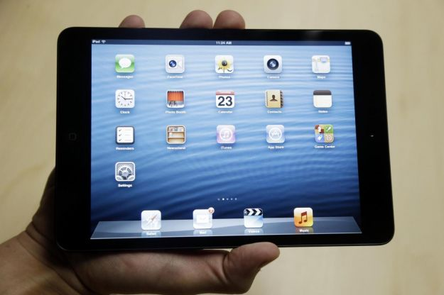 Apple iPad mini: La presentazione