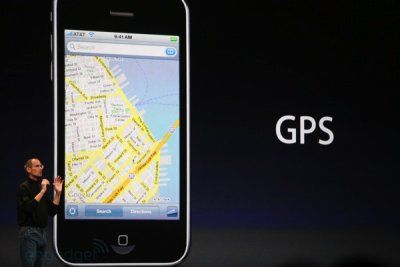 iPhone GPS furto