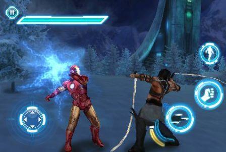 iPhone: arriva il videogame di Iron Man 2