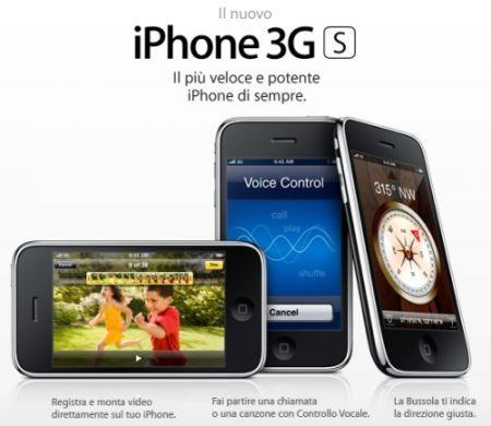 iPhone 3GS top app