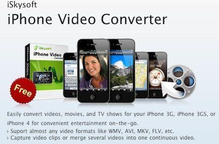 iPhone Video Converter gratis fino al 26 luglio