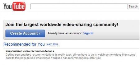 iscriversi youtube