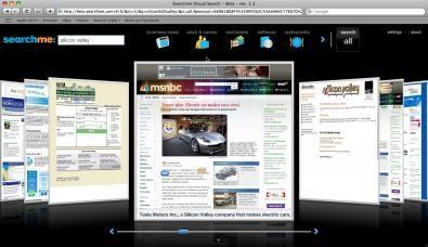 searchme screenshot