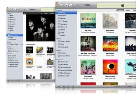 Apple iTunes: backup gratuito dei brani