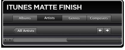 iTunes Matte Preview