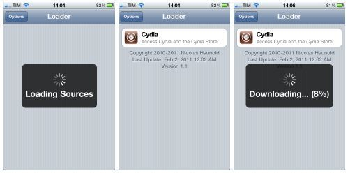 jailbreak ipod touch cydia